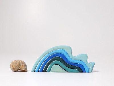 גלים קטנים- אלמנט מים