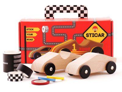 מכוניות מירוץ - Sticar