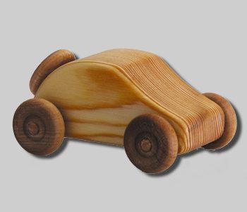 מכונית עם גלגל