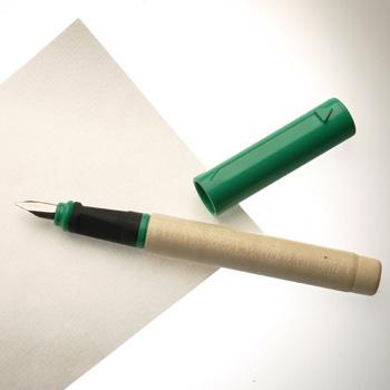 עט נובע ירוק