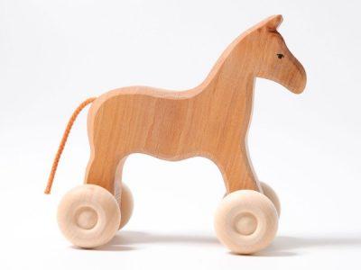 סוס על גלגלים