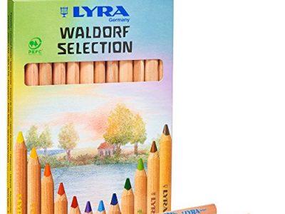 עפרונות וולדורף של LYRA