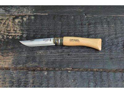סכין גילוף קרבון 07