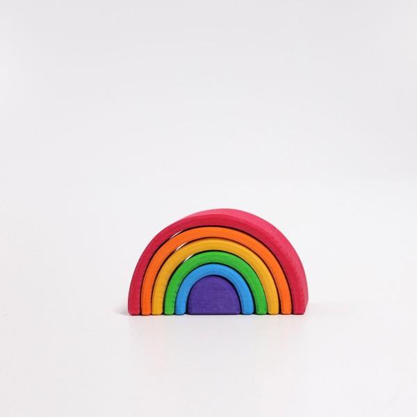 קשת צבעונית קטנה