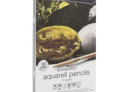 12 עפרונות אקוורל (מים)