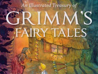 ספר Grimm's fairy tales