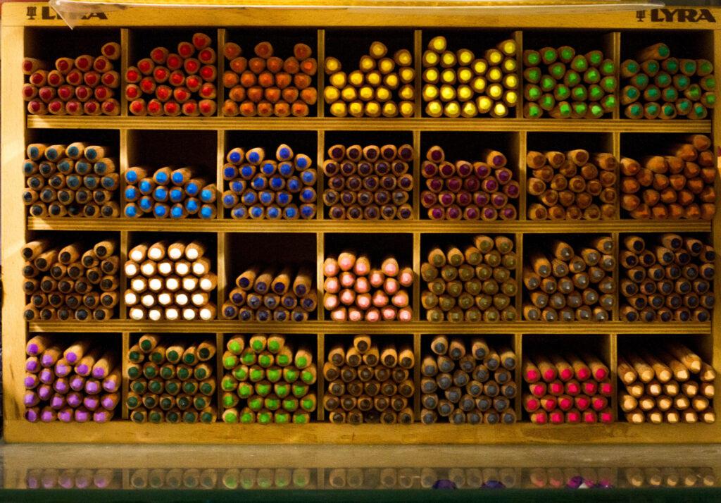 עפרונות שטוקמר