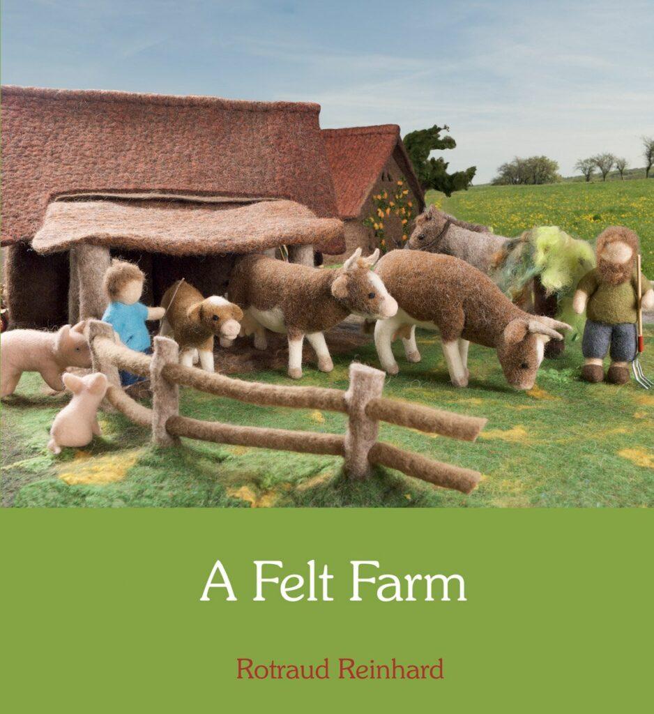 ספר A Felt Farm