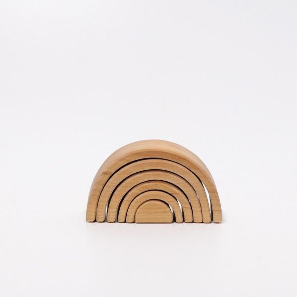 קשת עץ טבעי בינונית