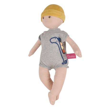 בובת תינוק מבד - קאי