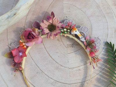 קשת פרח ציפור