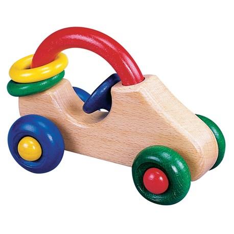 המכונית הראשונה שלי